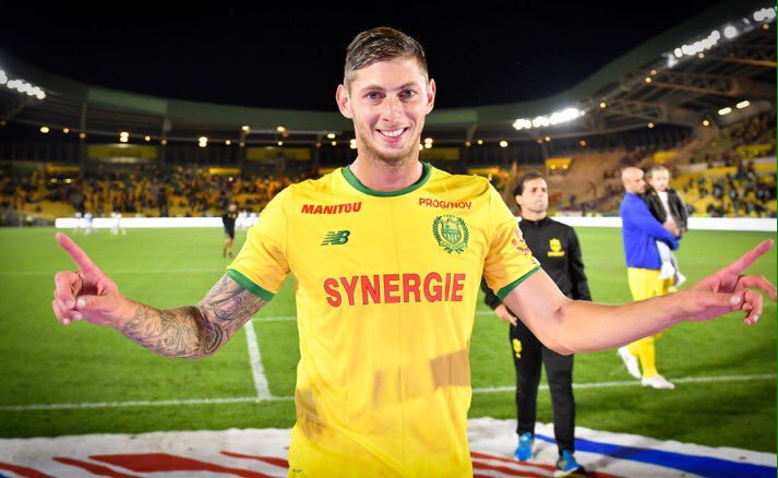 I just hope the morning brings good news about the search.. I hope and pray that you and every other person on that plane are safe and sound. My thoughts are with Sala, everyone on the plane and their respective families. #PrayForSala