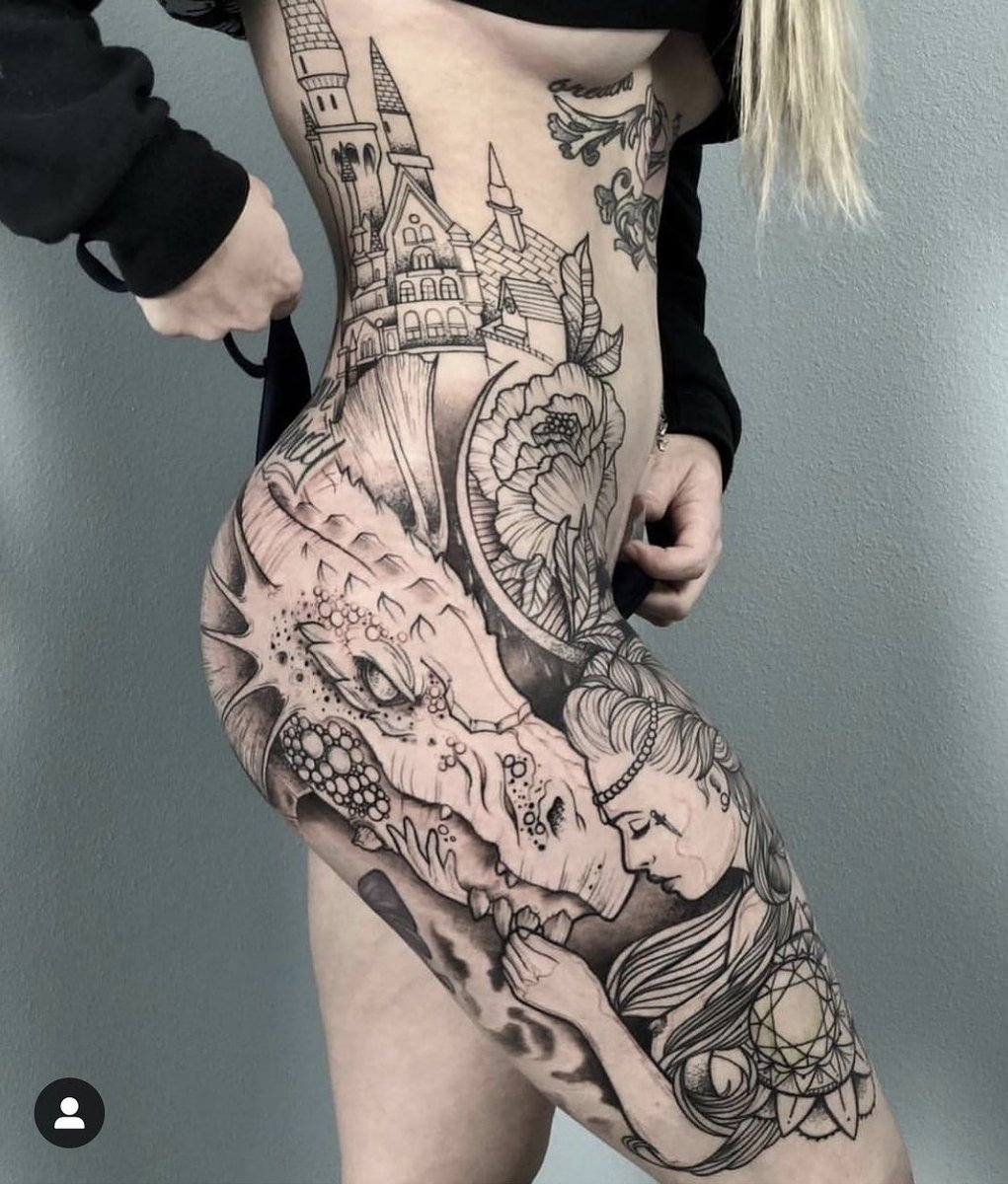 Inked on Twitter: \