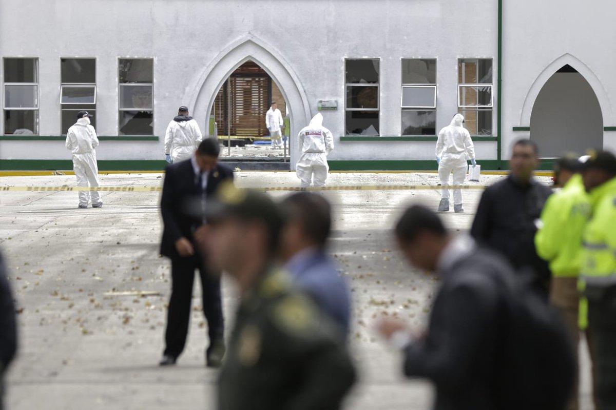 #NoAlTerrorismo I Ecuador condena 'absurda' acción terrorista del ELN.  >>> https://t.co/PKRHNIGrjR