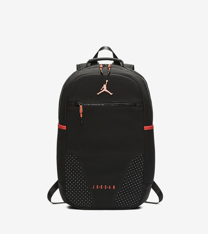 0491df0251b Ad: Air Jordan 6 Retro 'Black/Infrared' Backpack is now available via Nike  US => http://bit.ly/2CE0OEd pic.twitter.com/NZCinzyIrM
