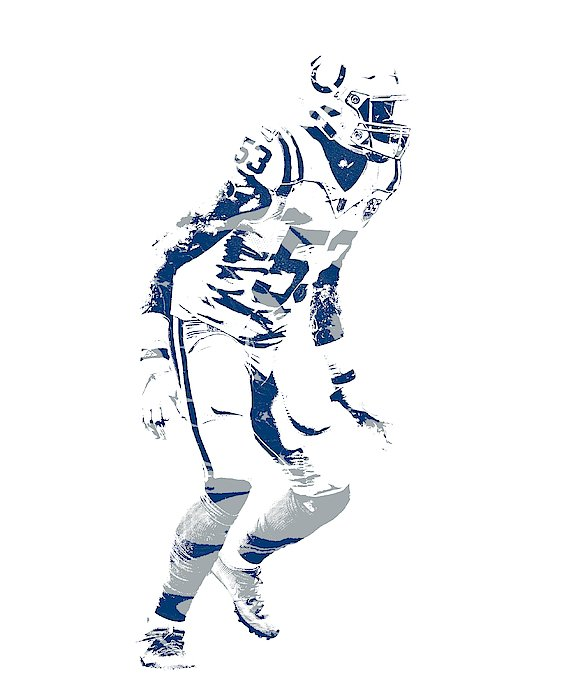 Joe Hamilton Sports Pixel Artist On Twitter Darius Leonard