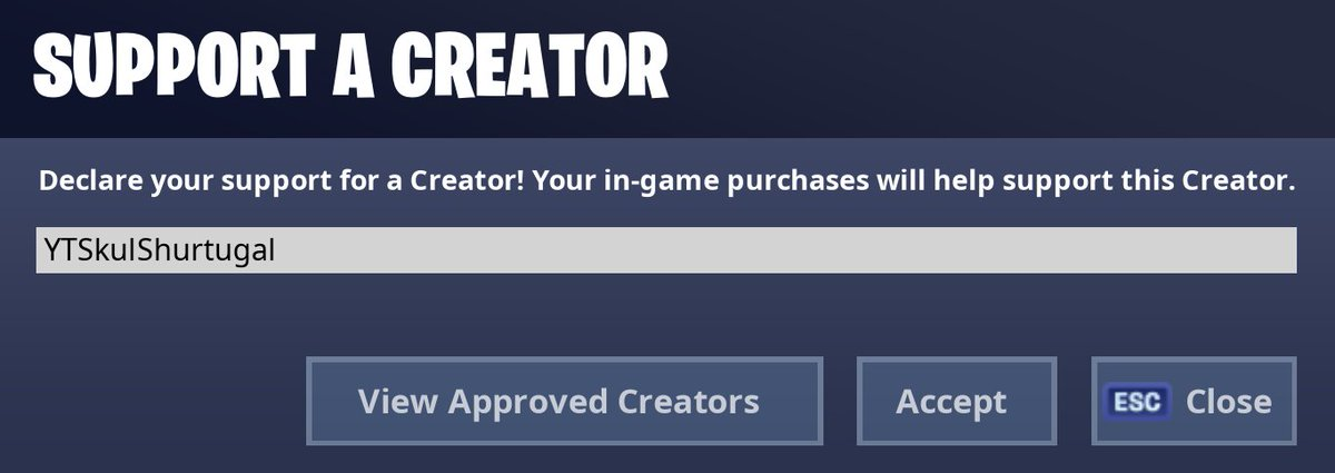 fortnite support a creator codes list