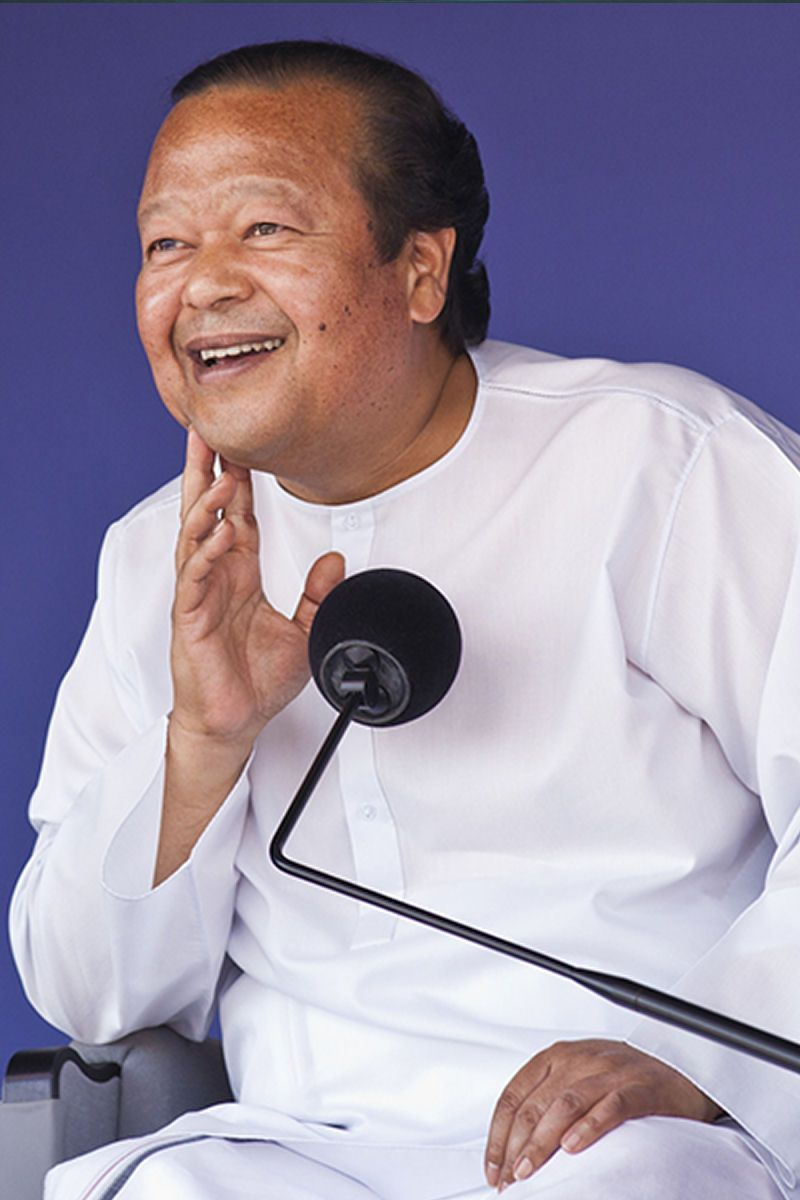 An Address On Overcoming Obstacles By Prem Rawat