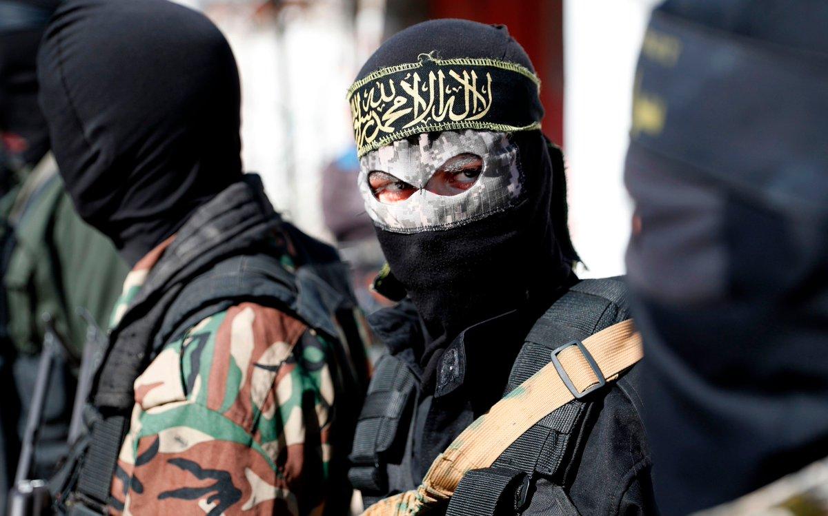 Мусульманские воины картинки