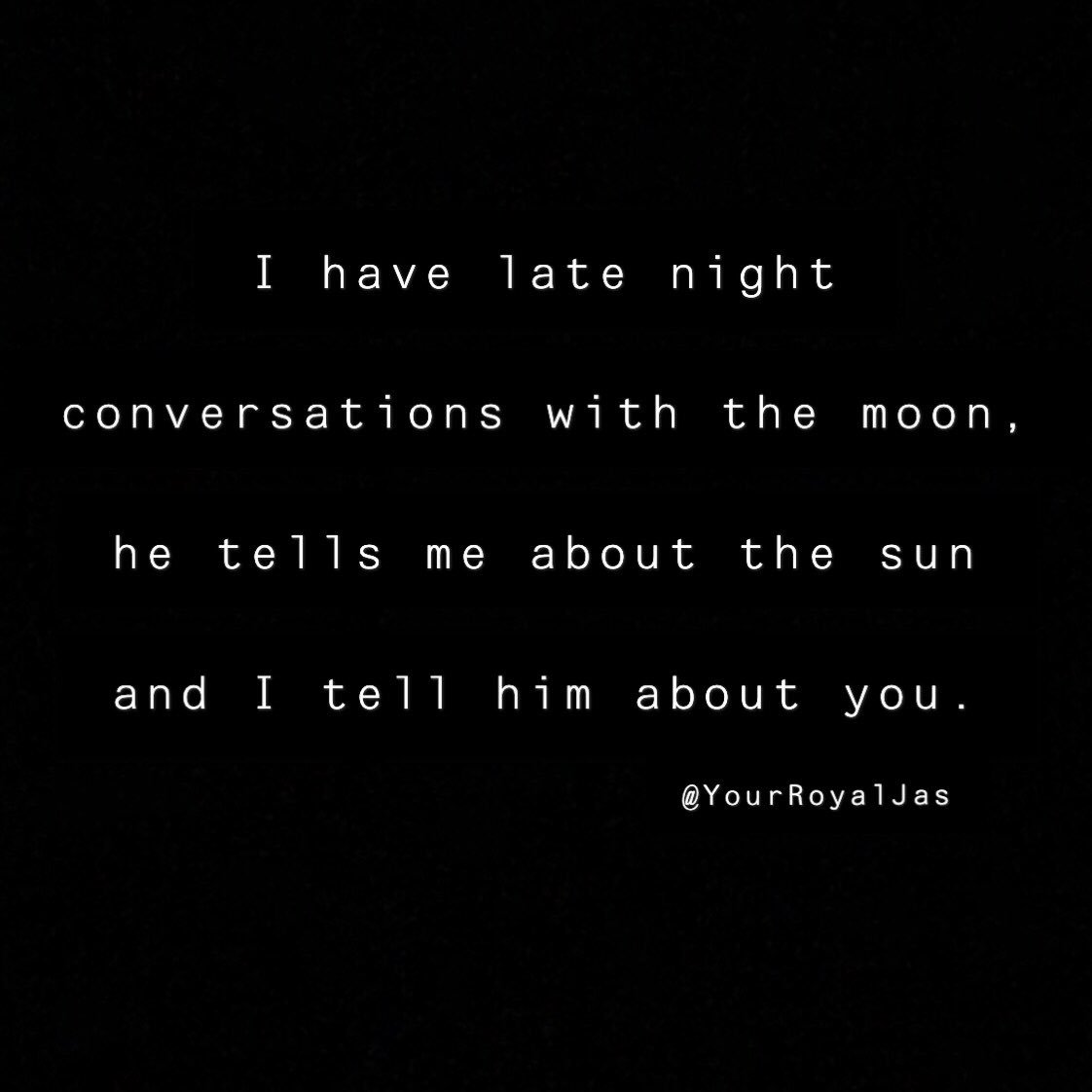 Latenight Latenightthoughts Quotes Quoteoftheday Moon