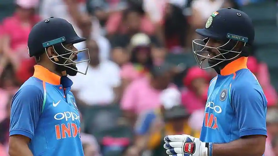 #NZvIND LIVE | Sunlight stops play in Napier. India: 44/1, need 114 more to win  #INDvNZ #NapierODI   https://t.co/R3ekejNaCF
