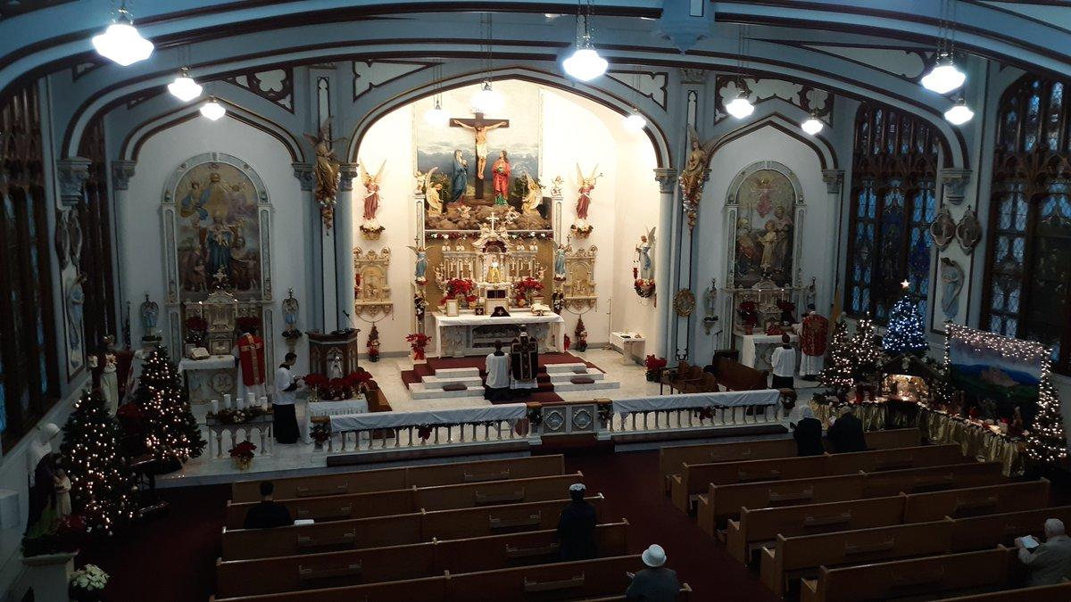 TRUE Catholicism is still alive!