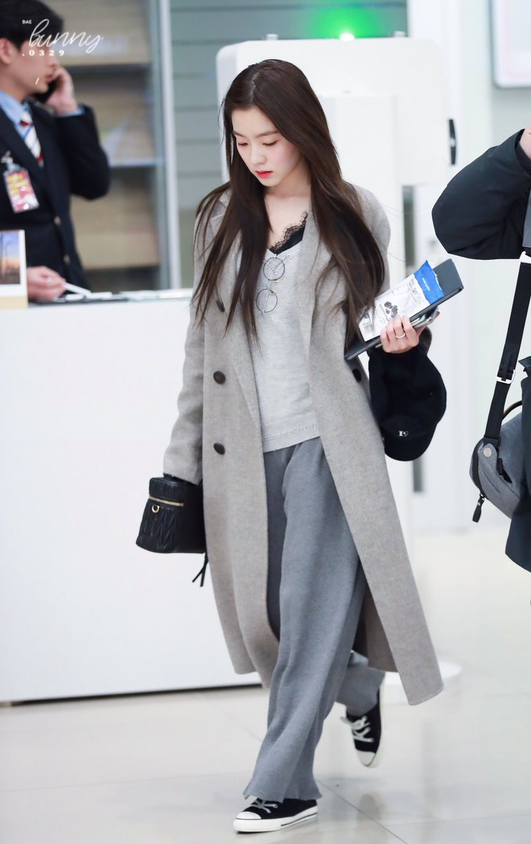 Irene 아이린 News On Twitter Hq 190122 Irene Arrival Icn Airport From Chile Rvsmtown C Baebunny0329 Violetvoice0329