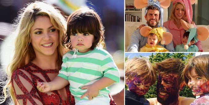 Happy 6th birthday! The best family photos of Shakira s son Milan ¡HOLA! USA