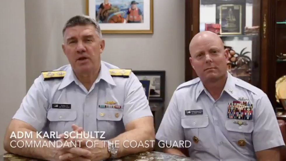 Coast Guard chief: 'Unacceptable' that service members must rely on food pantries, donations amid shutdown https://t.co/uf5iO2b8Pk