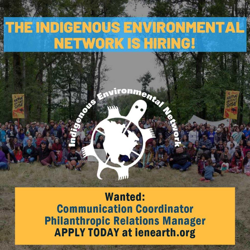 IndigenousEnviroNet (@IENearth) on Twitter photo 23/01/2019 03:52:42