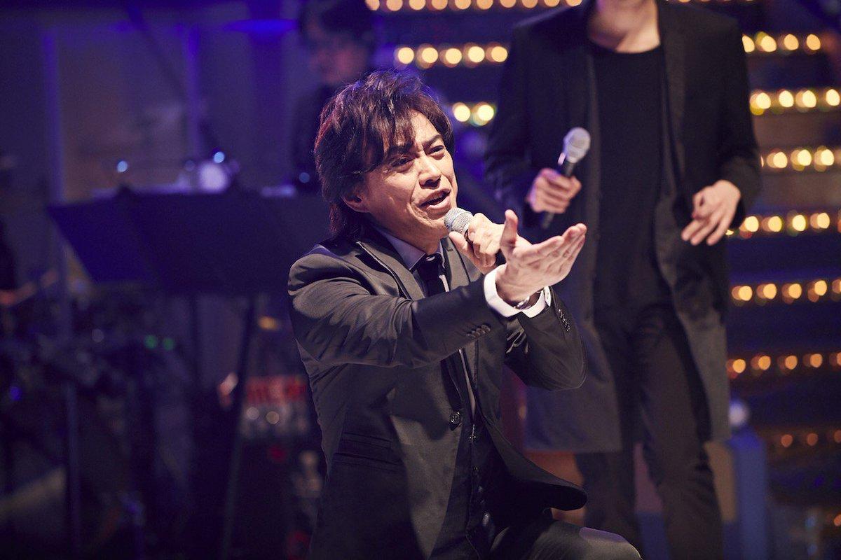 本日1/23は グリブラ にご出演の 石井一孝 さんのお誕生日です おめでとうございます♪ すてきな