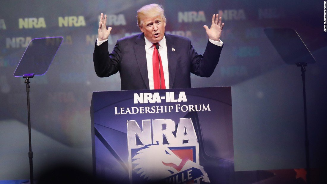 Special counsel Robert Mueller's team is interested in the Trump campaign's relationship with the NRA during the 2016 campaign https://t.co/5SdqLa8xK7