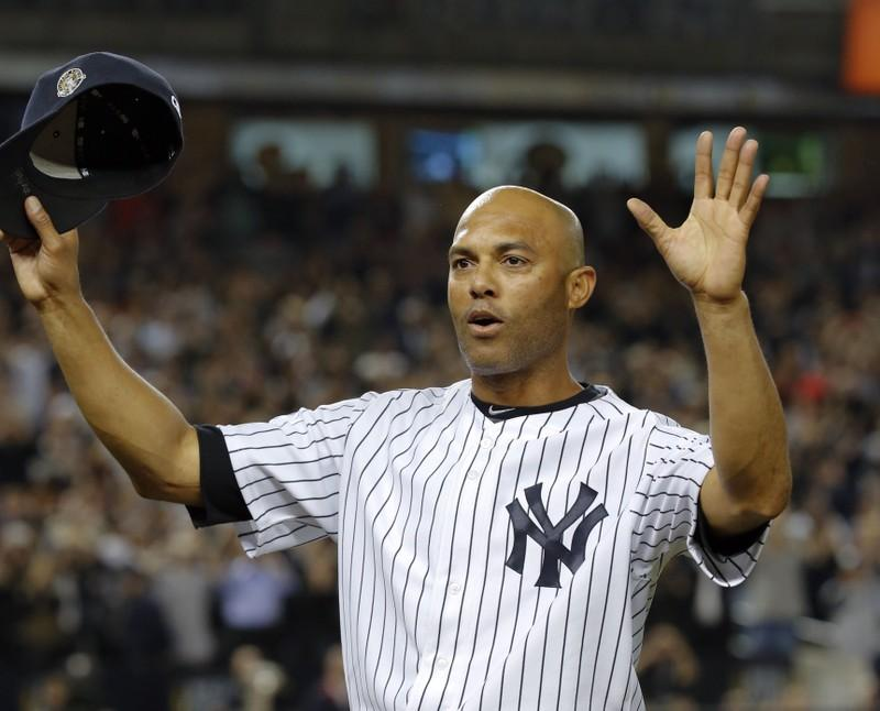 Rivera, Halladay, Martinez, Mussina voted to Hall of Fame https://reut.rs/2Dty9Dk