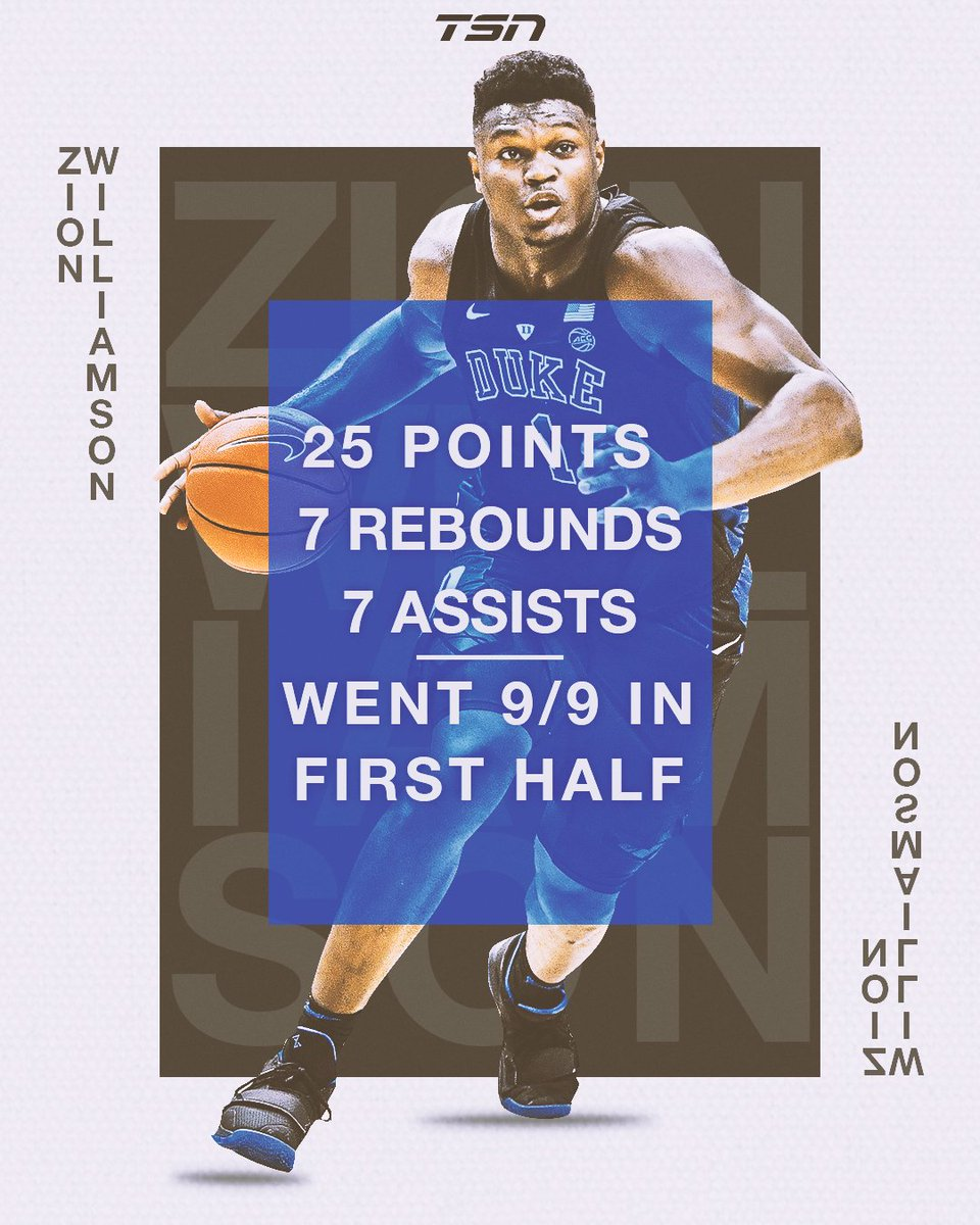 Zion had himself a game 🔥