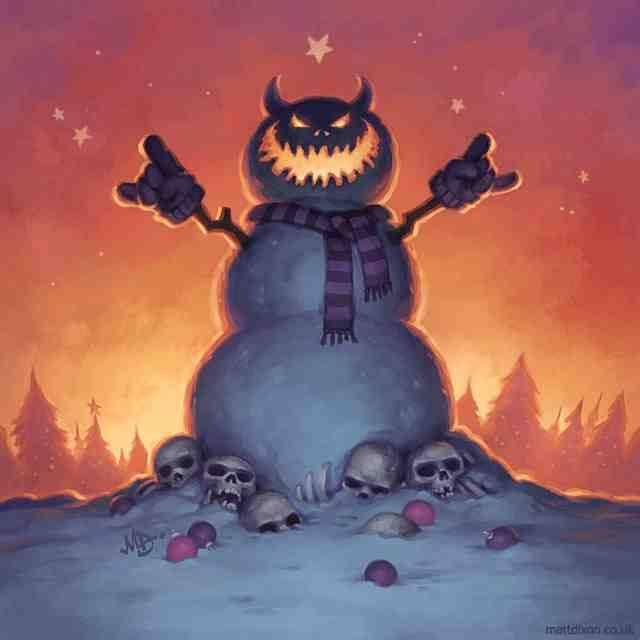 Holidaze Halloween 🎃's photo on #winter