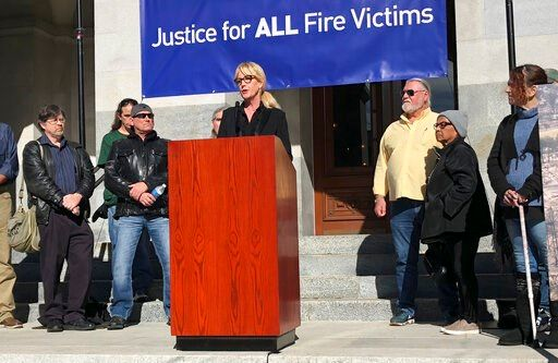 Erin Brockovich urges California to stop PG&E bankruptcy https://t.co/XYxGMrpPMS