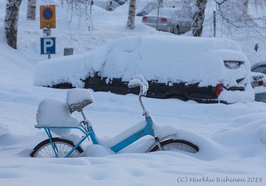 Markku Riihinen's photo on #winter