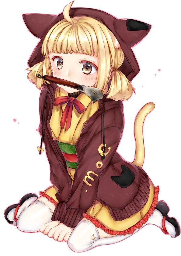 にゃこ式部オタク川柳猫耳コンテスト On Twitter 猫耳コンテスト
