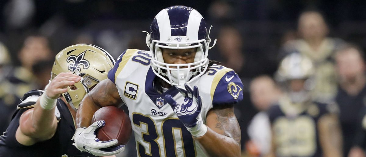 Rams Coach Sean McVay Says He Needs To Get Todd Gurley 'More Opportunities' https://t.co/yrJ5TBqrMu