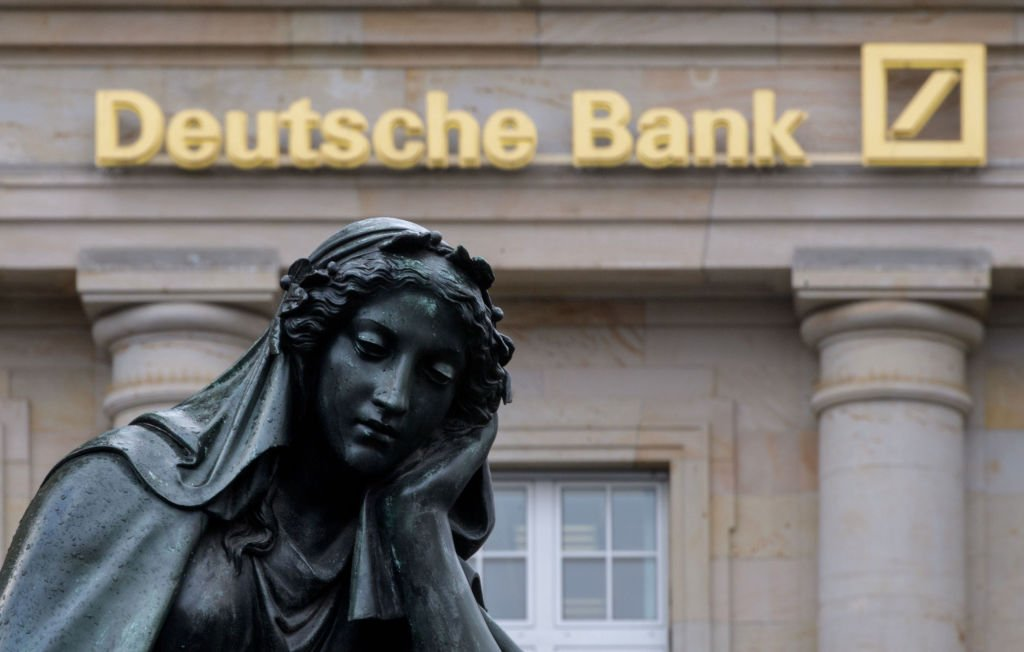 BREAKING: The Federal Reserve is investigating Deutsche Bank over suspicious Danske cash, sources say https://t.co/lkXicBfcK9