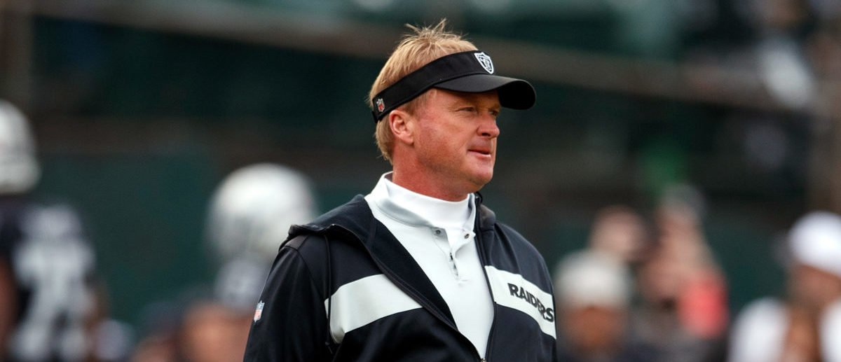 Jon Gruden Sounds Very Impressed By Kyler Murray, Isn't Worried About His Size https://t.co/ZhQjR5vlUt