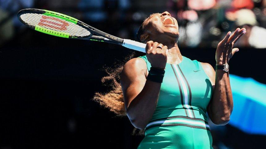 Australian-Open-Pleite gegen Pliskova: Beim Matchball umgeknickt - Serena Williams ist raus https://t.co/e95fZD8jcI
