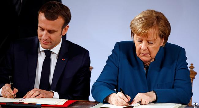 France And Germany Take Major Step Toward EU Army To Protect 'Europe Threatened By Nationalism' https://t.co/jKjRLEWEo5
