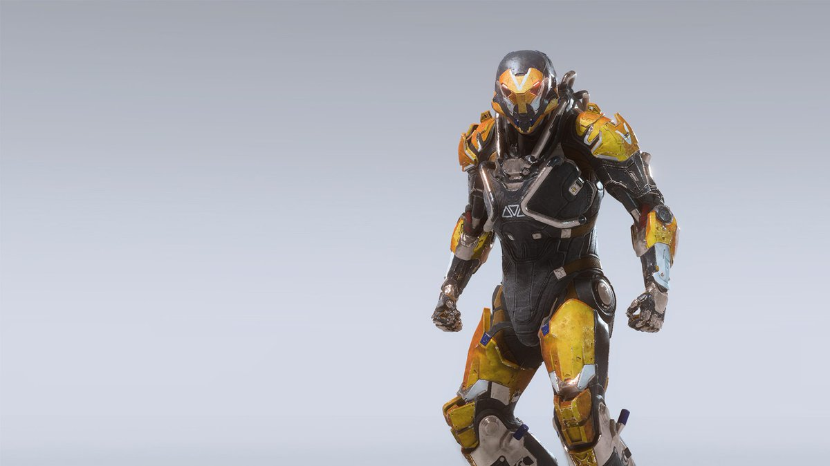Anthem On Twitter Prepare For Battle With The Combat Ready