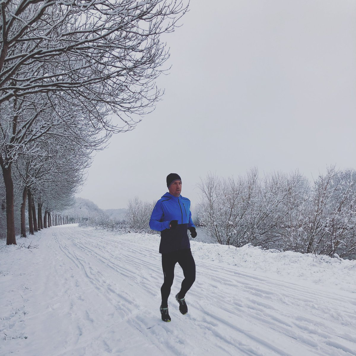 test Twitter Media - RT @fvanlierde: EPIC 20km @on_running this morning ❄️☃️ #DeLeie https://t.co/pv9glgMpaU