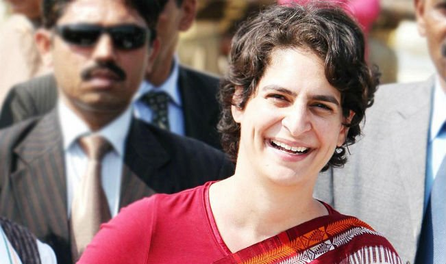 #BREAKING --Priyanka Gandhi Vadra appointed Congress (@INCIndia) General Secretary in-charge of UP east