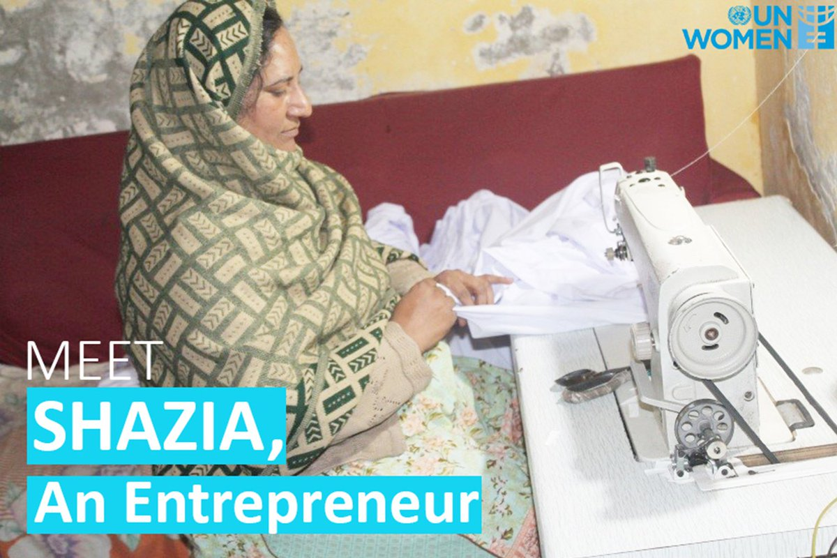 #UnsungHeroes #EmpowermentMeans  Everyone knew her as a widow and a home-based worker. But now, she is an entrepreneur…  Read her story: https://goo.gl/9f9EZr