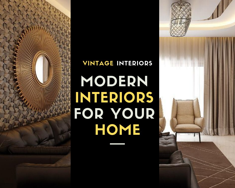 Get modern, Get inspired! Inspirational designs from Vintage Interiors. #interiordesign #decoration #luxury #designinspiration #interiorlovers #finditstyleit #modernhome #interiordesire #interiordetails #housegoals #dailydecordose #luxuryhome #luxurylifestyle #topstylefiles