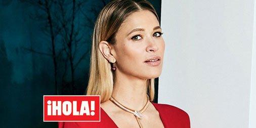 Exclusiva en ¡HOLA!, Carla Pereyra (@carlipereyra) nos anuncia su boda con El Cholo @Simeone y nos revela los primeros detalles https://t.co/Str7UijIyp