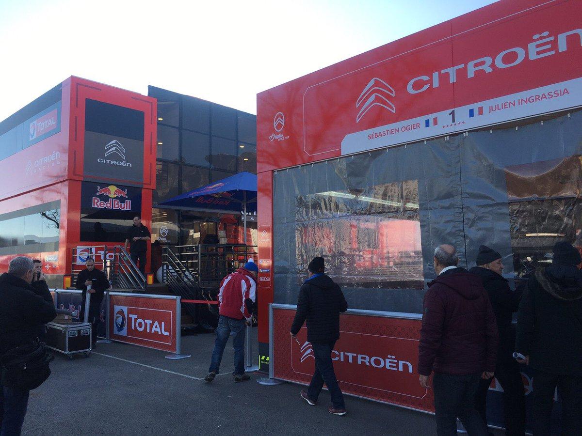 WRC: 87º Rallye Automobile de Monte-Carlo [22-27 de Enero] - Página 5 DxlGyZqXcAAreI3