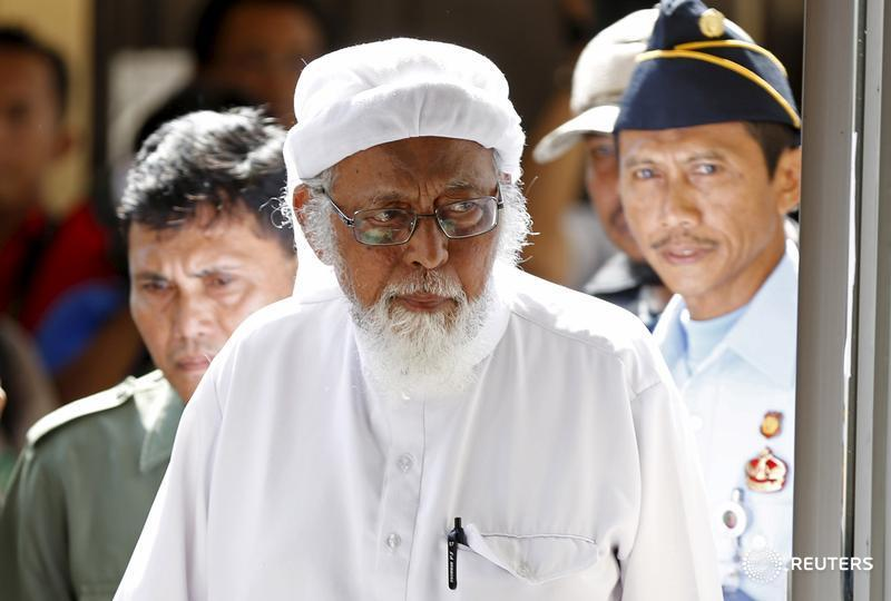 Indonesia backtracks on unconditional release of radical Muslim cleric linked to the 2002 Bali bombings https://t.co/KyN6bpb3gp