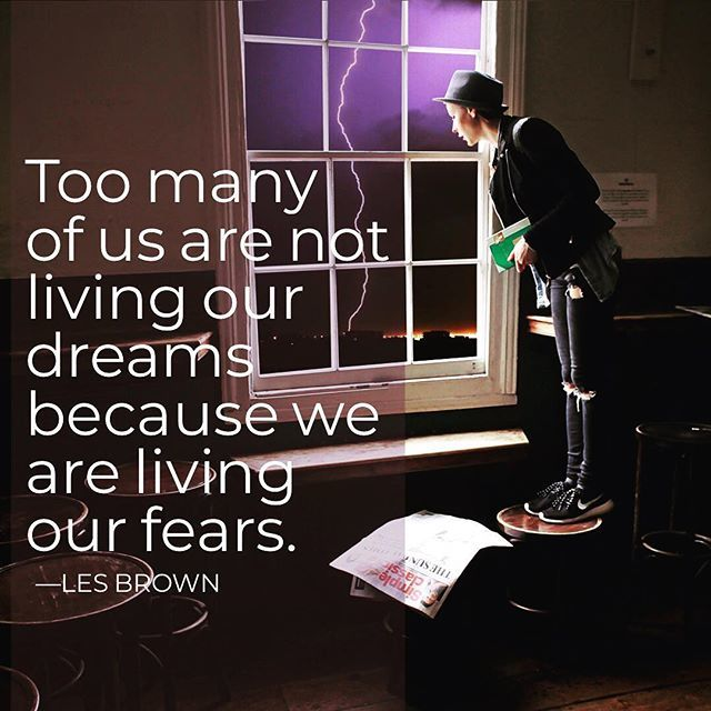What do you do to kick fear to the curb?  http://www.thelifeagents.us #todaymatters #inspiration #motivation #excellence #pin #nofear http://bit.ly/2T5Pac4