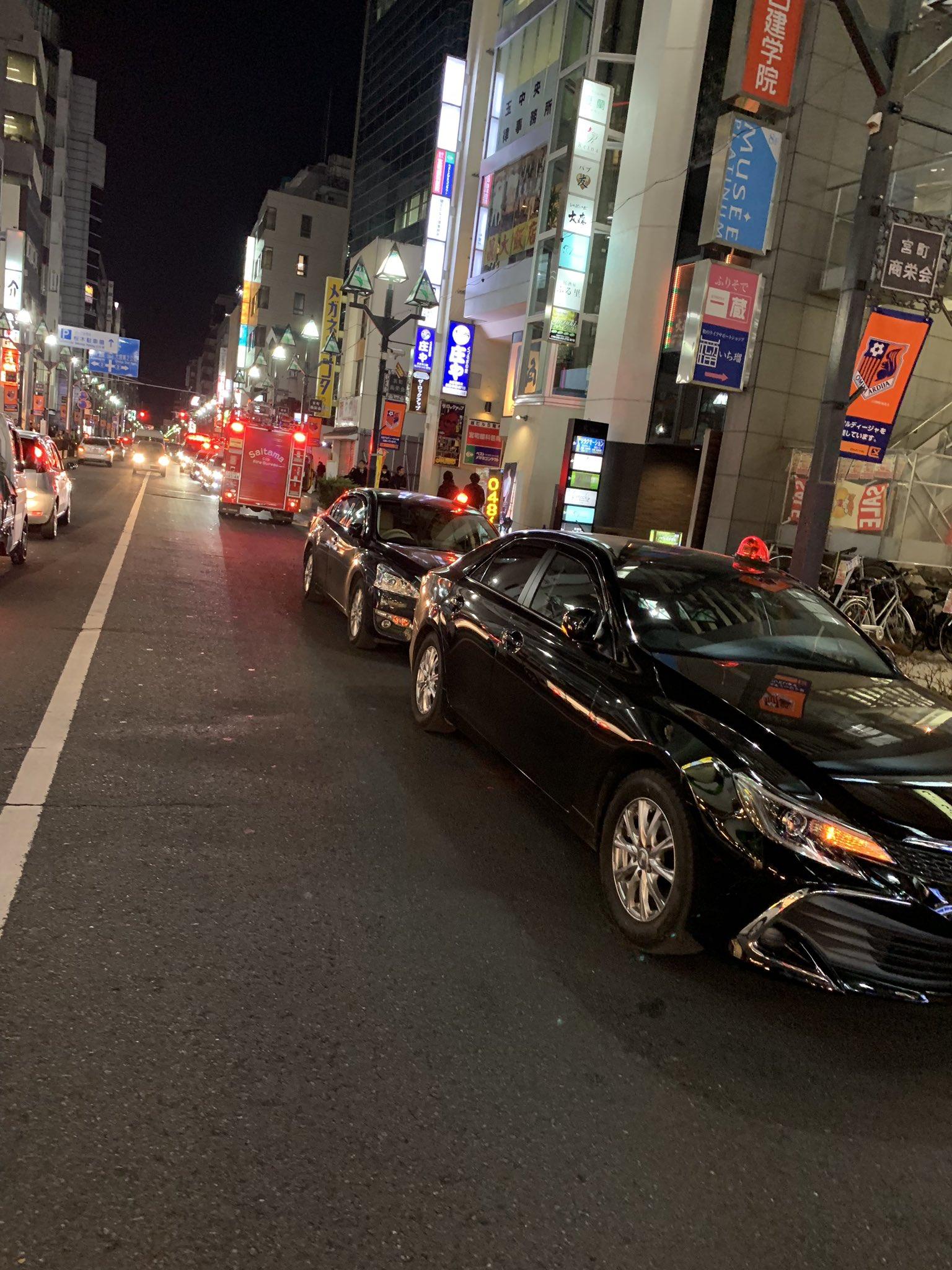 画像,パトカーがざっと見ただけでも6〜7台に消防車まで…何事!?!? https://t.co/e3ABpZYVrA。