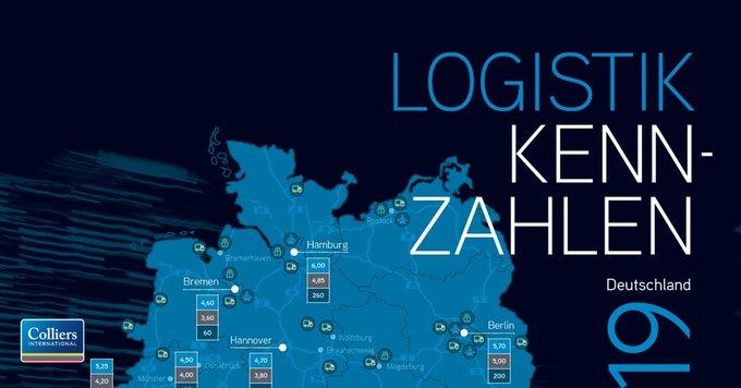"""Zahlen, bitte!<br><br>Der deutsche Markt für #Logistik-#Immobilien ist komplex und zeichnet sich durch mitunter starke regionale Abweichungen aus. Mit der #infographic """"Logistik-Kennzahlen"""" geben wir eine Übersicht über die aktuellen Preise an allen Hotspots:  t.co/yCNMyaR0TC"""