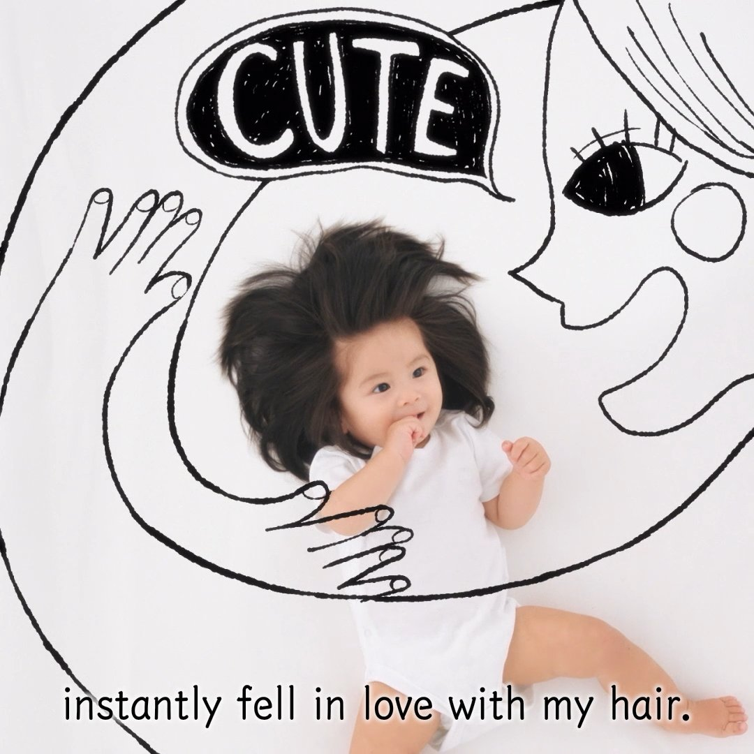 Vi presentiamo @babychanco! La nuova testimonial #PanteneJapan insieme a #SatoKondo.  Avete visto la bellezza e la particolarità dei suoi capelli? 😍 #CapelliPantene #Pantene #BabyChanco #PowerofHair #lovehair #hair #babyhair #hairstyle #23gennaio  https://t.co/wNHBcQEvno https://t.co/pKaYFcAKIc