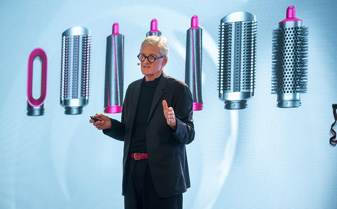 james dyson moving to singapore