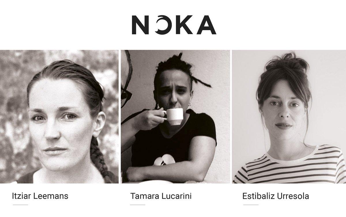 NOKA Mentoring programako lehenengo partaideak hautatu ditugu:  Itziar Leemans, Tamara Lucarini eta Estibaliz Urresola.   Zorionak!  Industria-jarduera  otsailaren 18an hasiko da Tabakaleran mahai-inguru ireki batekin. #NokaMentoring #futureisfemale #hautatuak #basqueaudiovisual