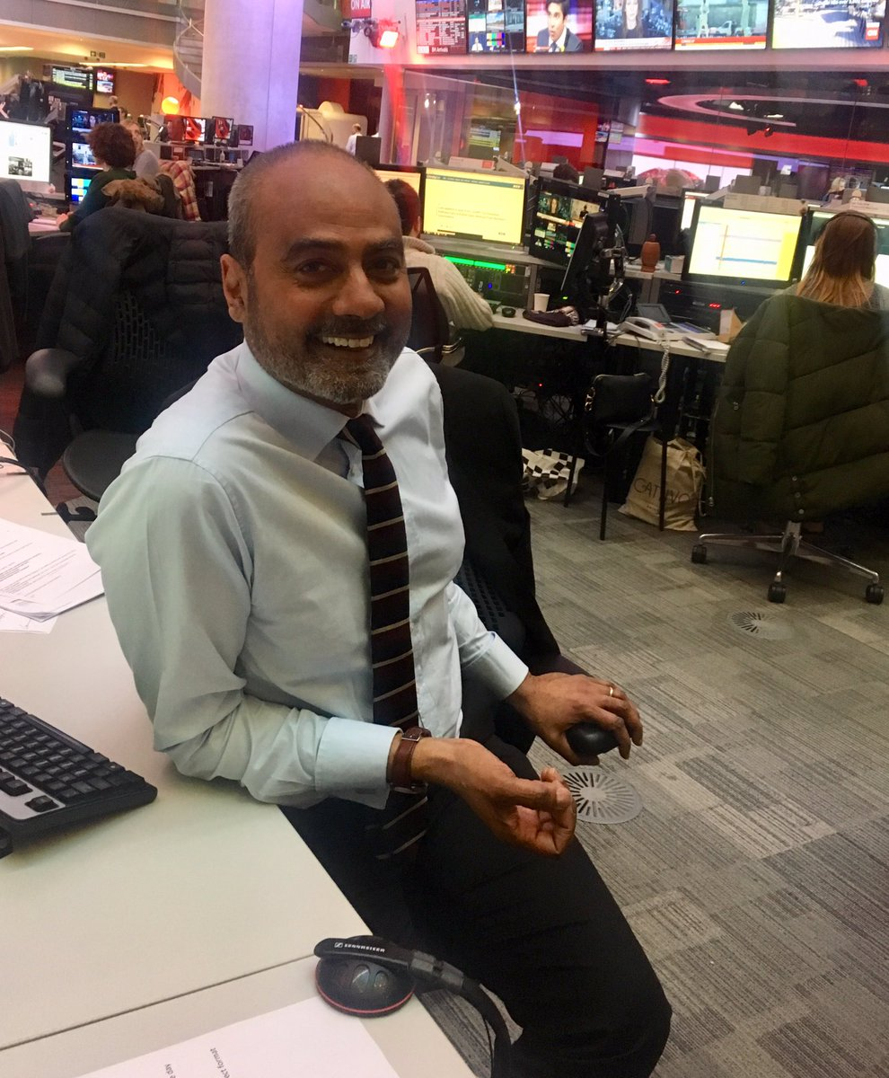 BBC's George Alagiah returns to the News at Six for first time after year off air for treatment