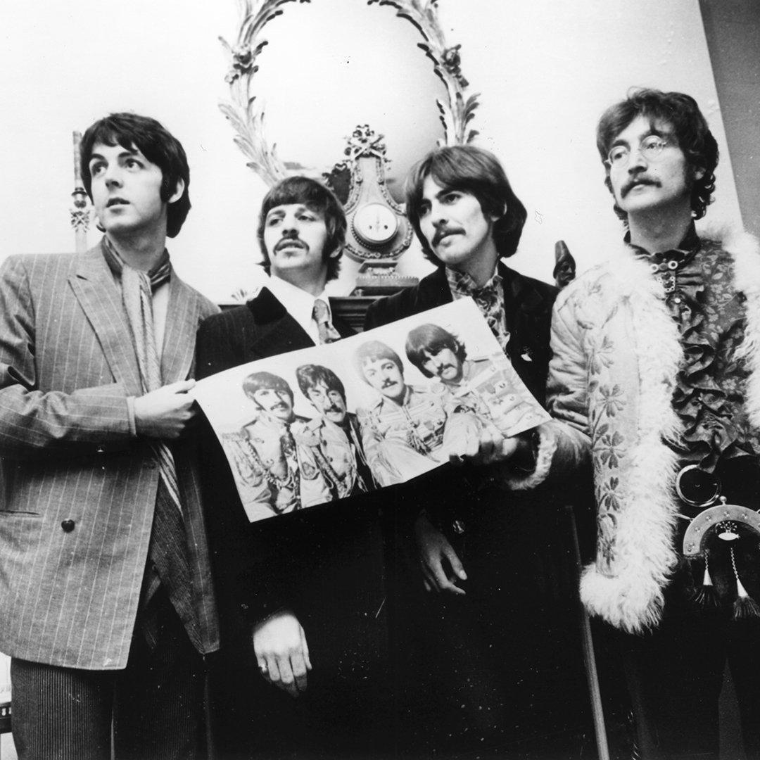 Too much cross and not enough fertilisation #Beatles #peace #music #fertiliser