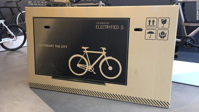 Most people scan content and make assumptions based on past experiences with similar pieces.  A bicycle comlany having difficulty with damaged shipments leveraged our propensity to scan by putting a TV image on its box. Damage rates fell 80%. #ux #design #industrialdesign
