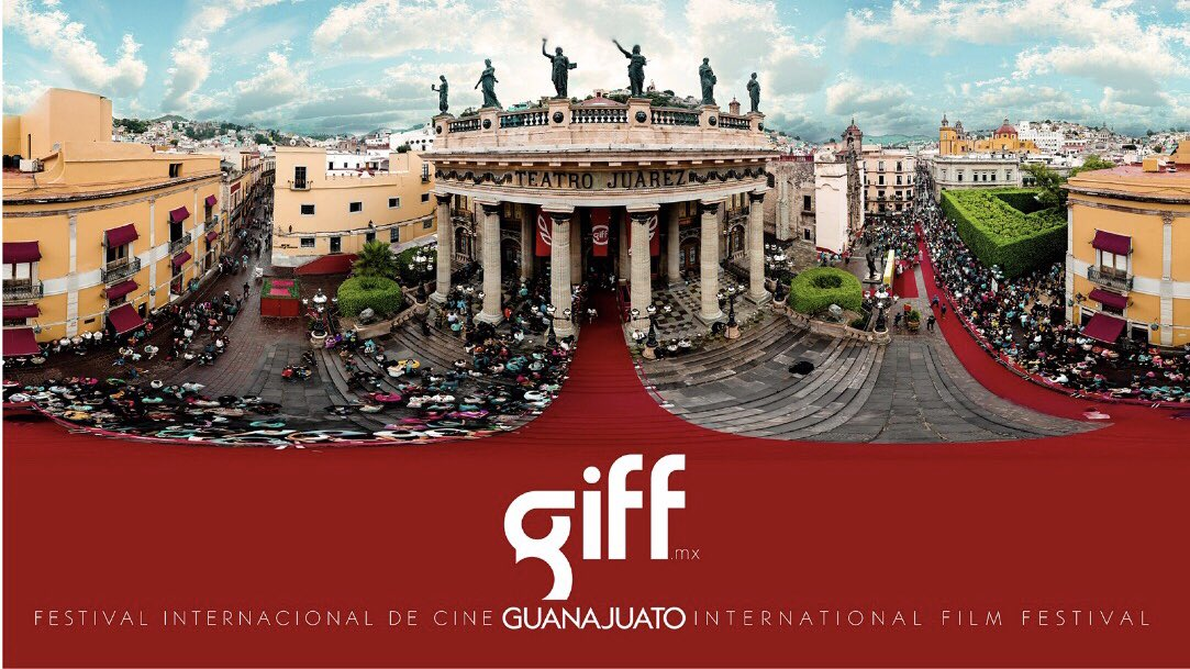 Resultado de imagen para festival de cine de guanajuato XXIII