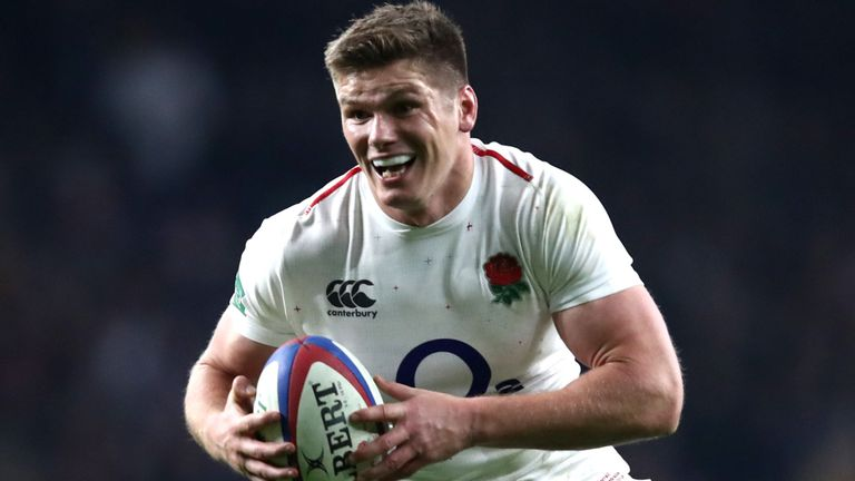 test Twitter Media - Farrell confident of facing Ireland 🏉  Owen Farrell is confident he will be fit to play in England's 🏴󠁧󠁢󠁥󠁮󠁧󠁿 opening Six Nations game against Ireland ☘️ on February 2.  👉 More here: https://t.co/tE1DEelQDG https://t.co/2dsmqBH8qg