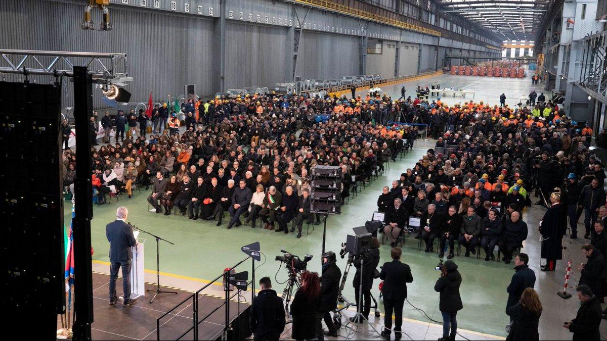 Terrorismo, Mattarella: impegno istituzioni è prendere chi è in fuga #SergioMattarella https://t.co/R3NGqoRTqH