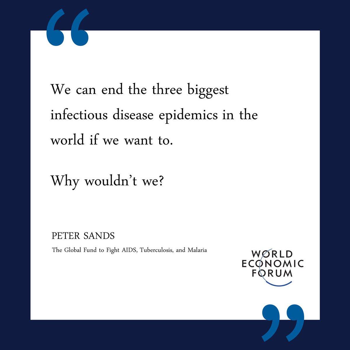 Why wouldn't we?   #WednesdayWisdom #WEF2019