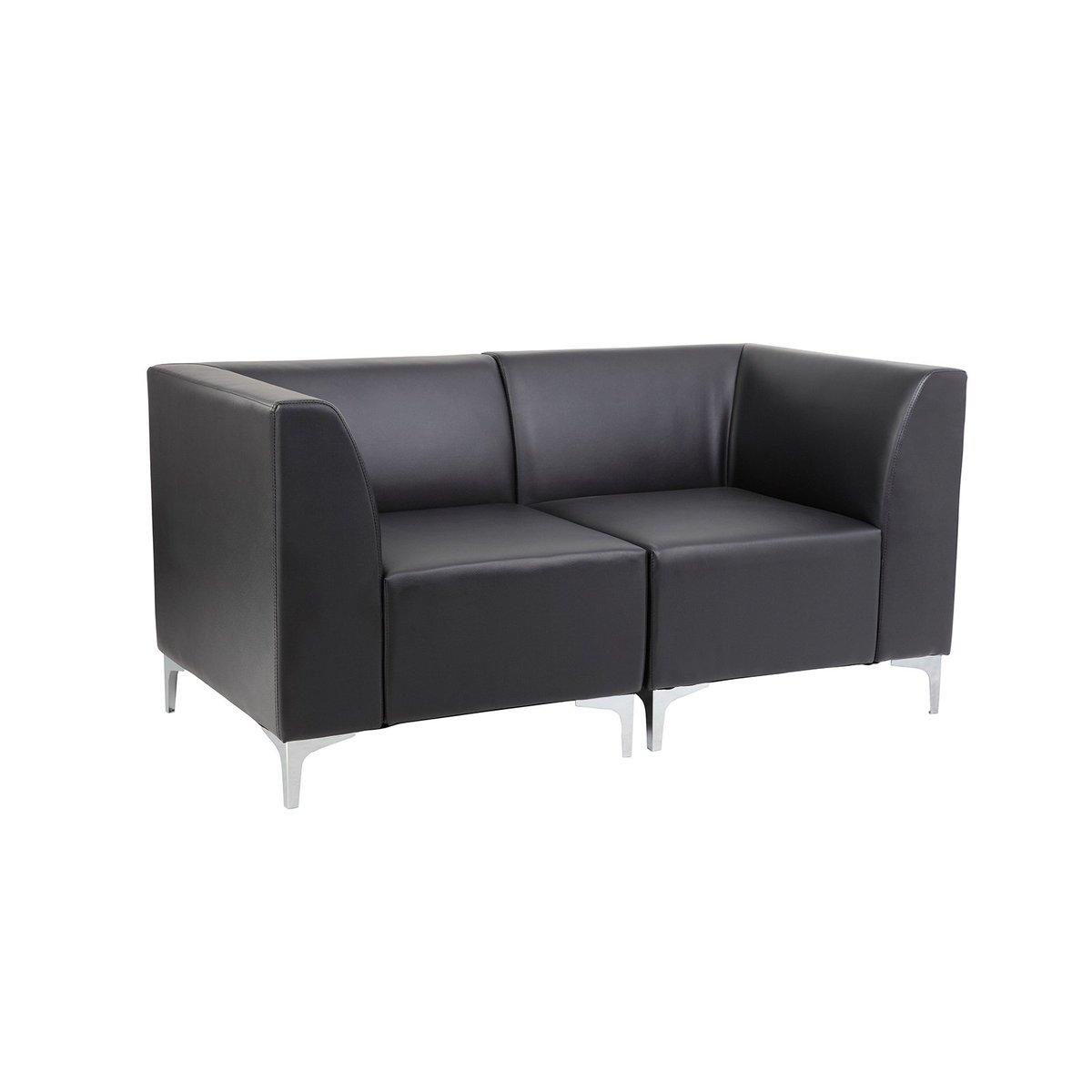 The Quatro Leather Modular Seating